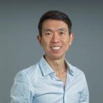 Headshot of Gregory Chang.