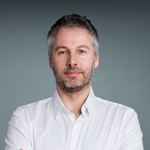 Headshot of Guillaume Madelin.