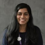 Headshot of Priya Bhattacharji.
