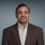 Headshot of Ravinder R. Regatte.