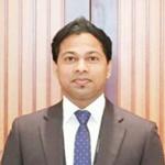 Headshot of Vinay Banka.